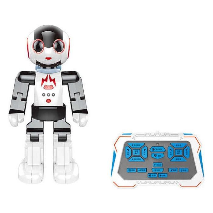Интерактивный робот Zhorya Шунтик (управление голосом и с пульта, песни, сказки) - ZYI-I0018