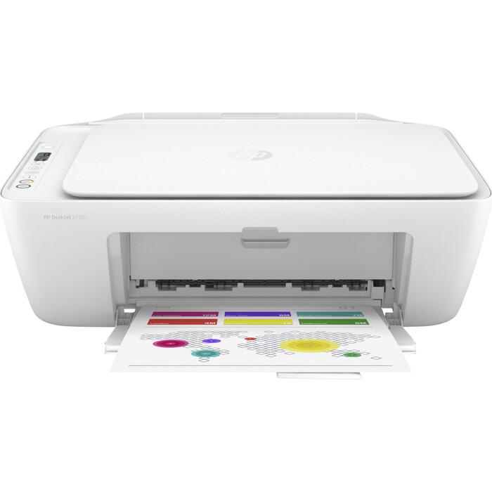 Фото - МФУ HP DeskJet 2720 чернила краска для заправки принтера hp deskjet 6843 набор оптима