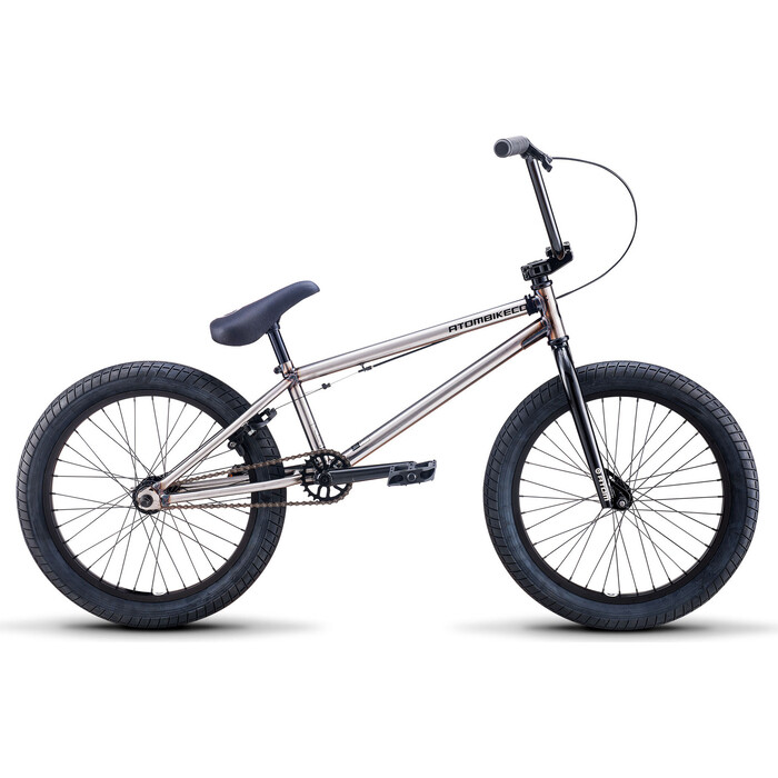 Велосипед Atom Ion (2021) Рама- TT 20.4 Gloss Raw (53536714)