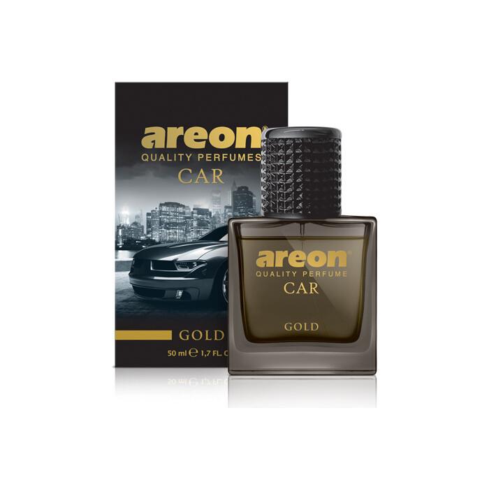 Ароматизатор автомобильный Areon PERFUME Gold 50ml