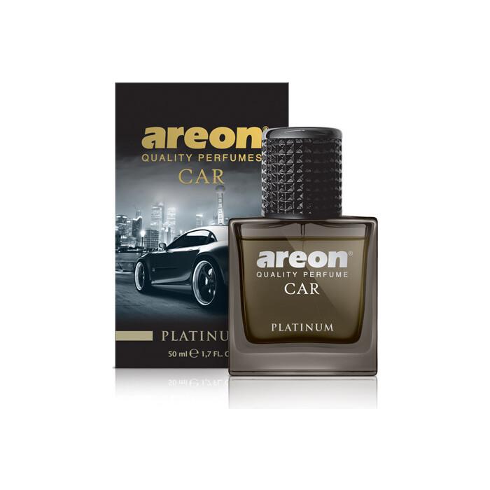 Ароматизатор автомобильный Areon PERFUME Platinum 50ml