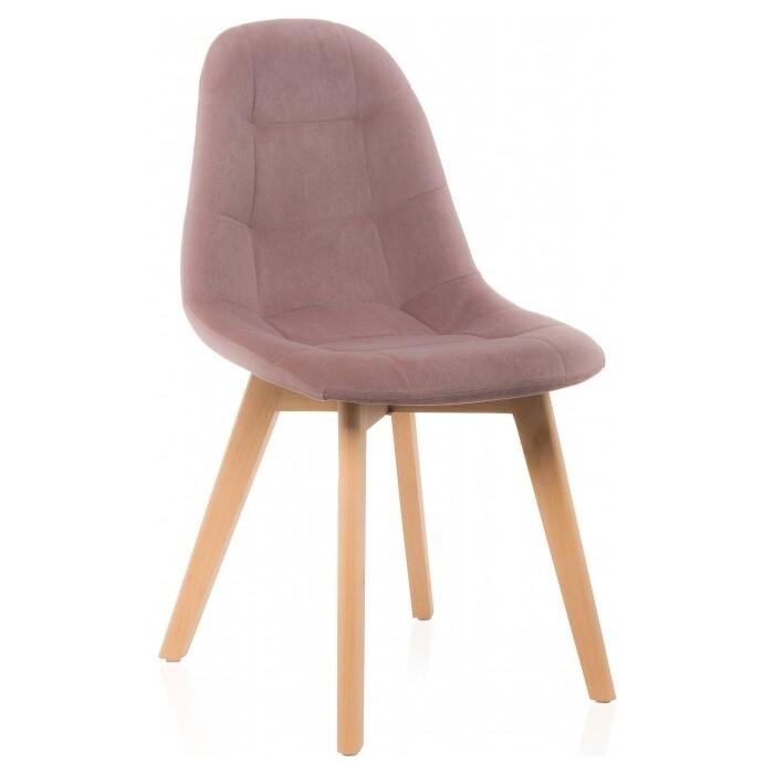 Деревянный стул Woodville Filip light purple