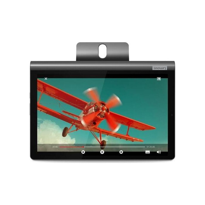 Планшет Lenovo Yoga Smart Tab YT-X705F 32Gb Wi-Fi Iron Grey (ZA3V0063RU)