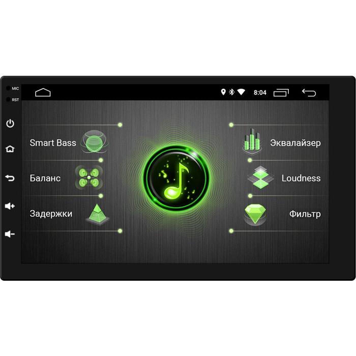 Автомагнитола Incar Universal 7 DTA-7707 Android 10/1024x600, wi-fi, DSP