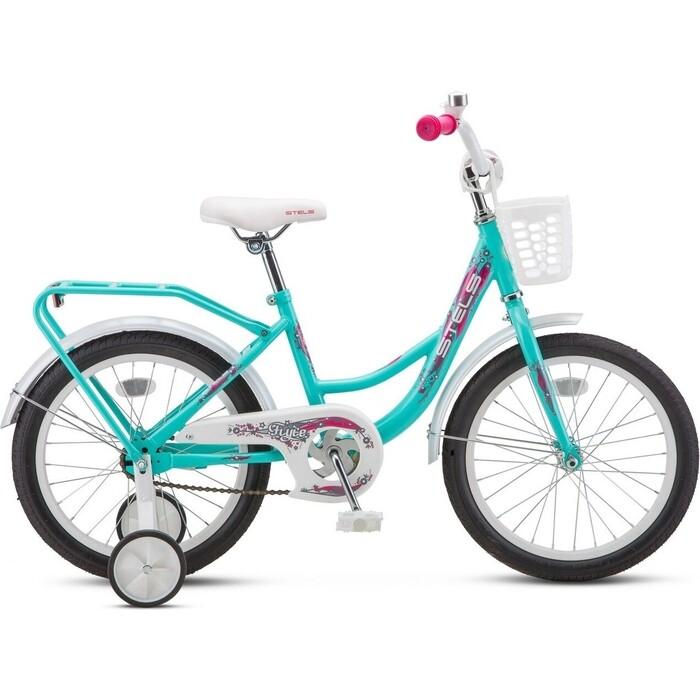 Велосипед Stels Flyte Lady 16 Z011 11 Бирюзовый