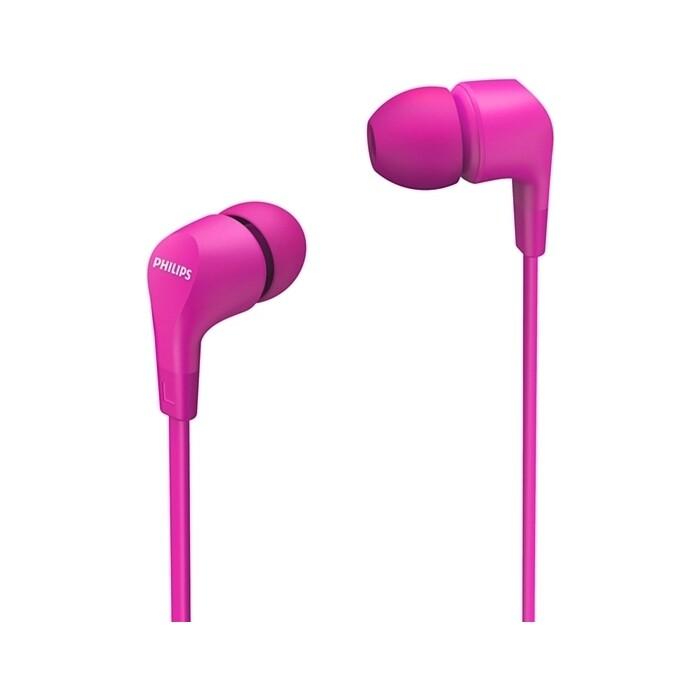 Наушники Philips TAE1105PK pink