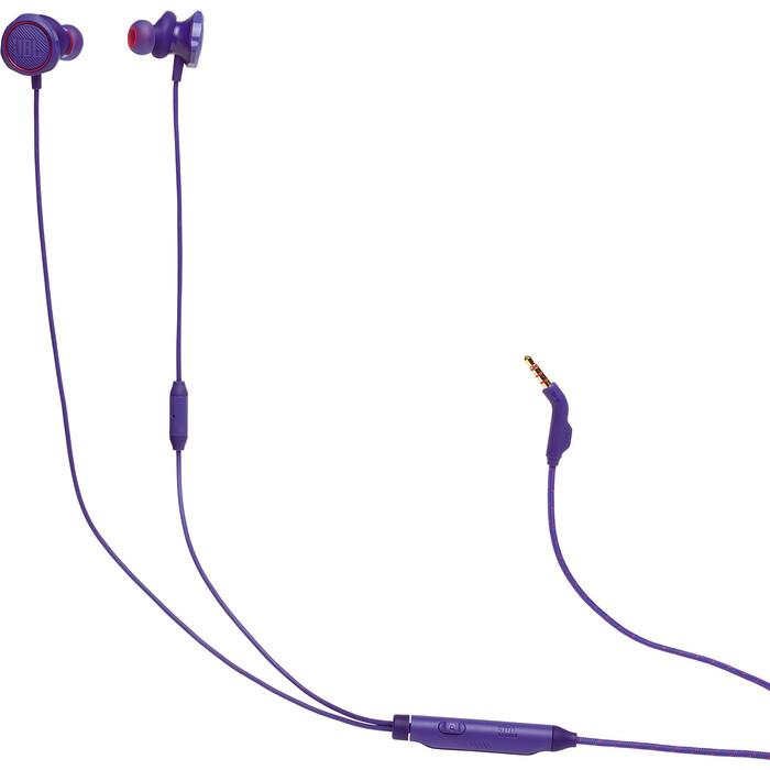 Наушники JBL Quantum 50 violet