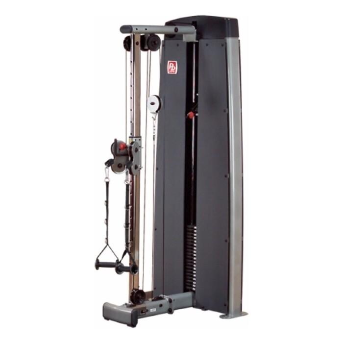Многофункциональный вертикальный тросовый тренажер Body Solid DPCC-SF-140