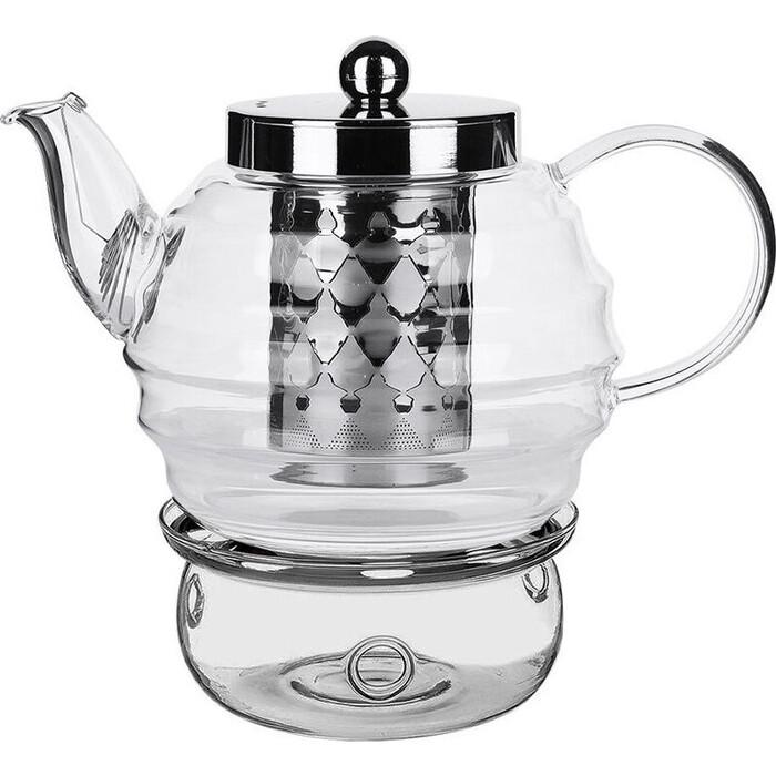 Чайник заварочный Rohe 0.8 л (BG-TP-800)