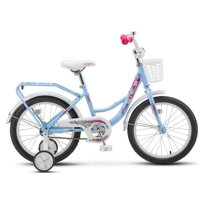 Двухколесный велосипед Stels Flyte Lady 16 Z011 голубой