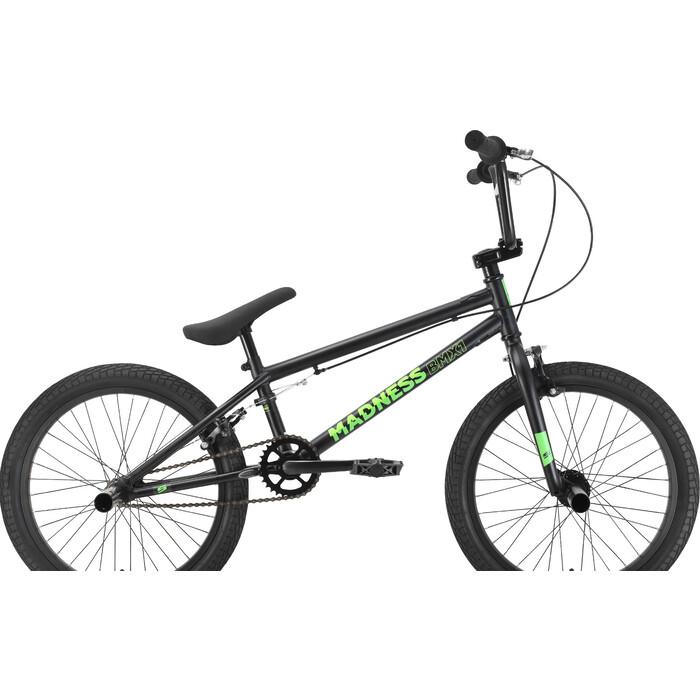 Велосипед Stark Madness BMX 1 (2021) черн/сер