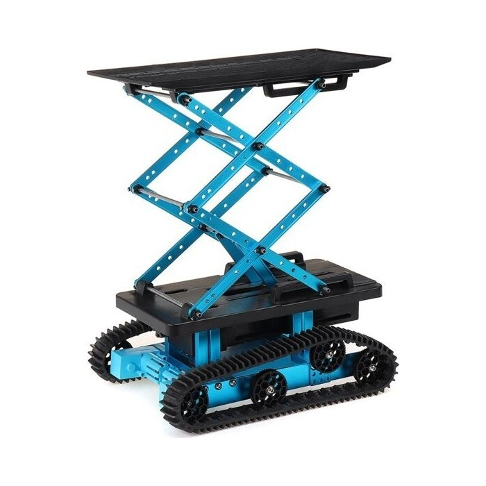 Радиоуправляемая платформа Winning Key на гусеничном ходу с подъёмным механизмом - WK-K2