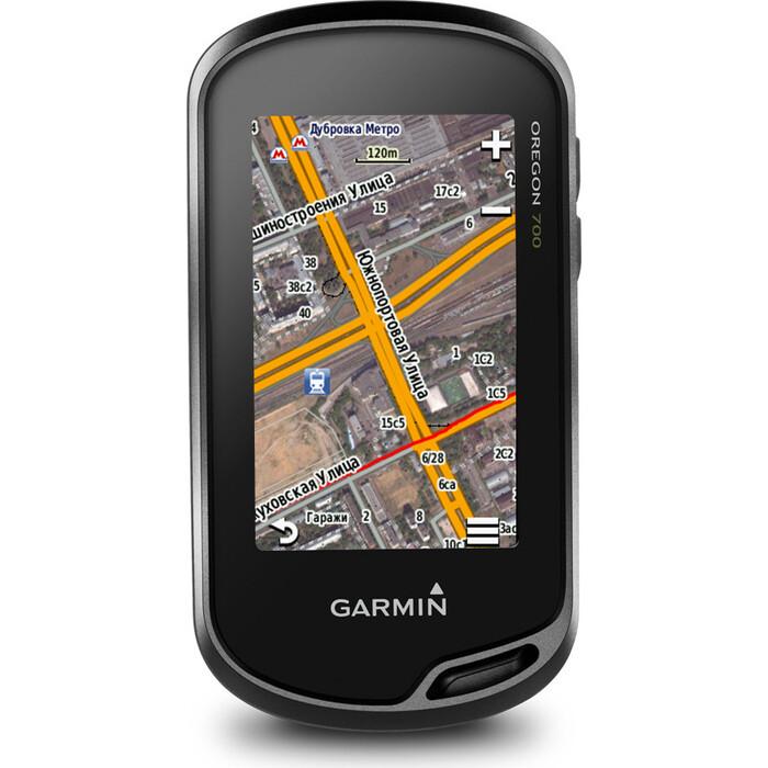 Навигатор Garmin Oregon 700t,GPS,Topo Russia