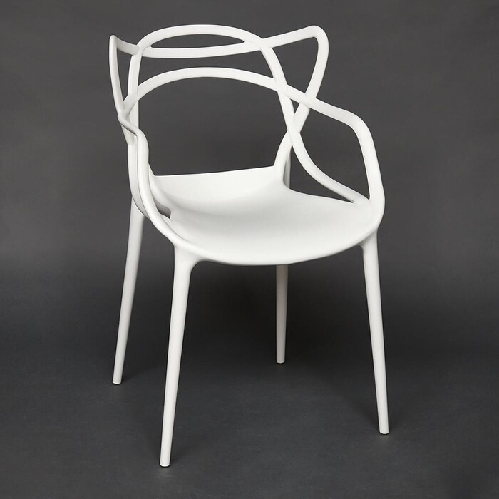 Стул TetChair Secret De Maison Cat Chair (mod. 028) пластик белый, 018