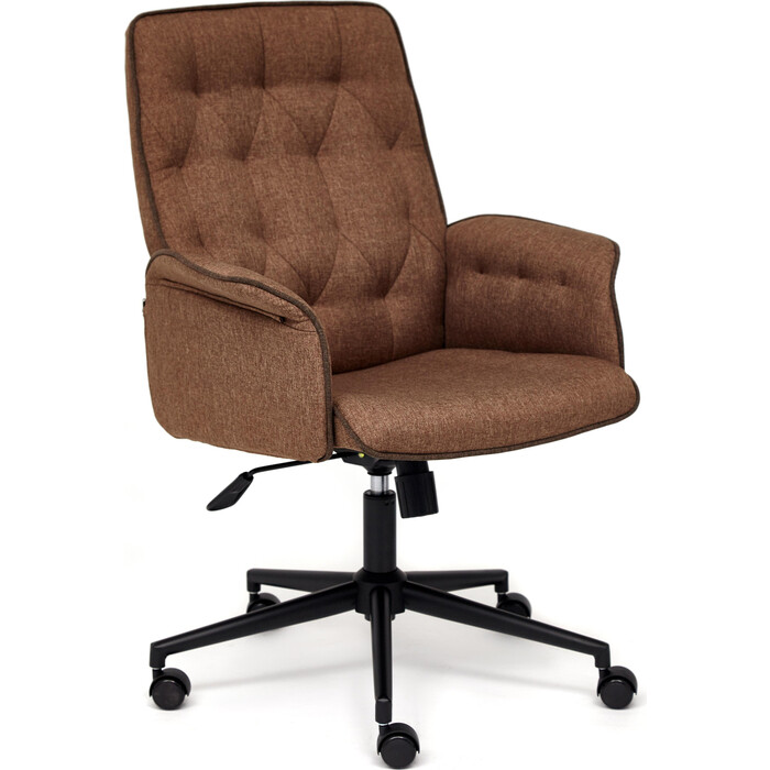 Кресло TetChair Madrid ткань коричневый F25/3M7-147
