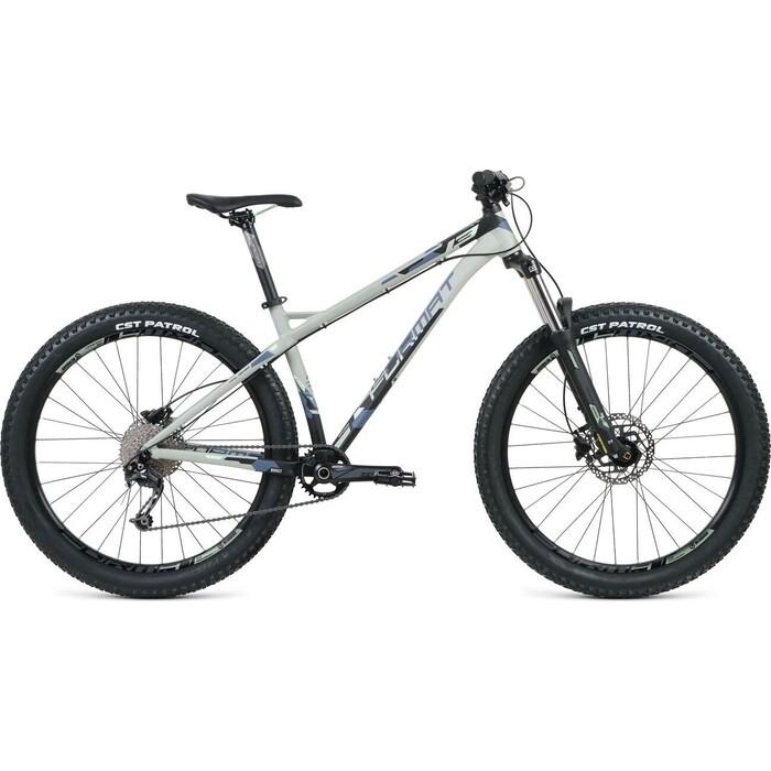 Велосипед Format 1313 Plus (2020) S бежевый\черный мат.