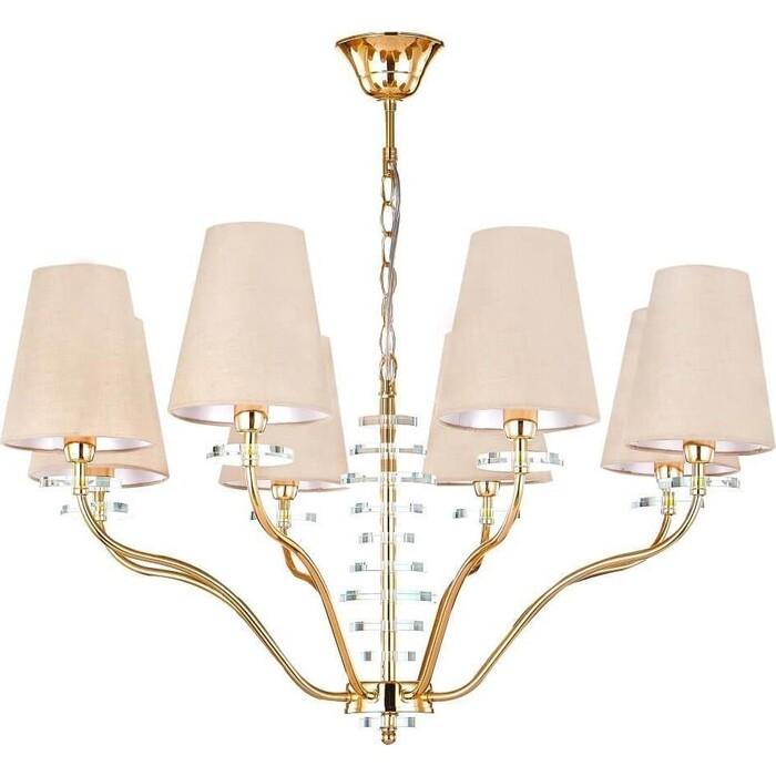 Люстра Crystal Lux Подвесная ARMANDO SP8 GOLD люстра crystal lux подвесная flavio sp8 gold