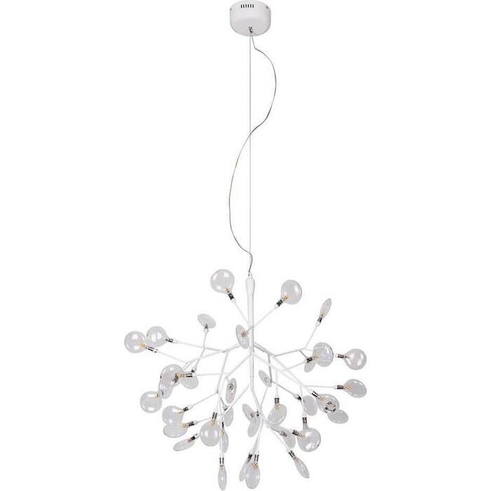 Люстра Crystal Lux Подвесная Evita SP36 White/Transparent