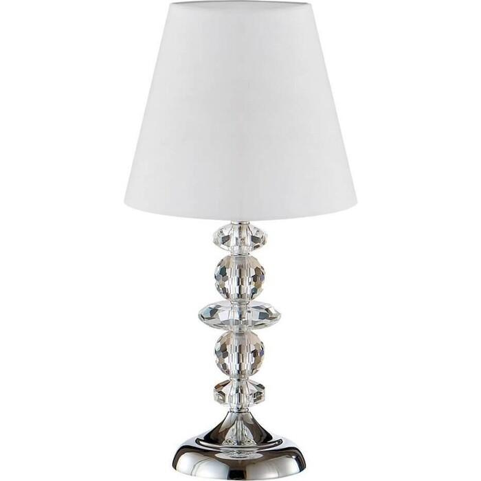 Настольная лампа Crystal Lux Armando LG1 Chrome