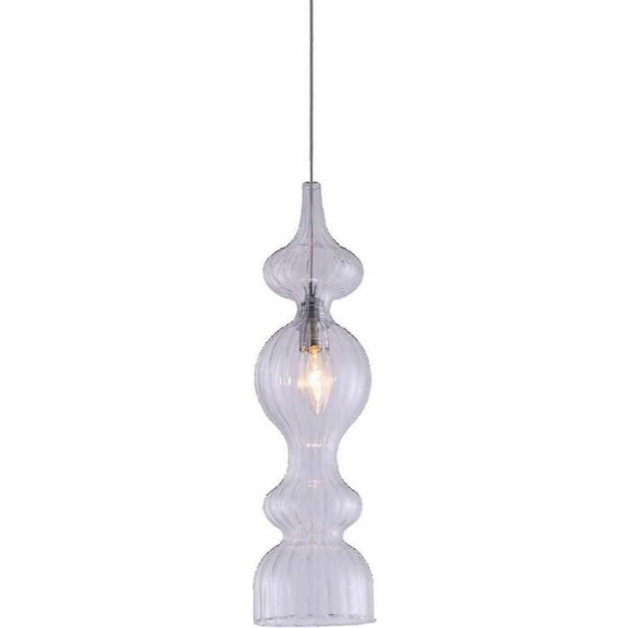 Светильник Crystal Lux Подвесной Iris SP1 A Transparent