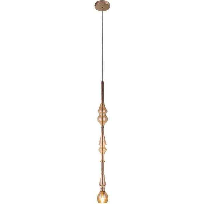 Светильник Crystal Lux Подвесной New SP1 D Amber