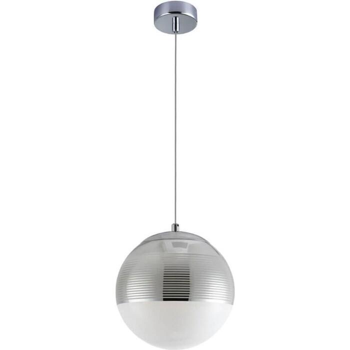 Фото - Светильник Crystal Lux Подвесной Optima SP1 Chrome D200 подвесной светильник crystal lux ki sp1
