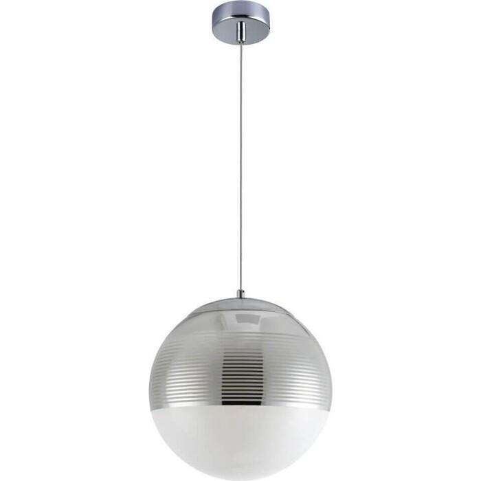 Фото - Светильник Crystal Lux Подвесной Optima SP1 Chrome D300 подвесной светильник crystal lux ki sp1