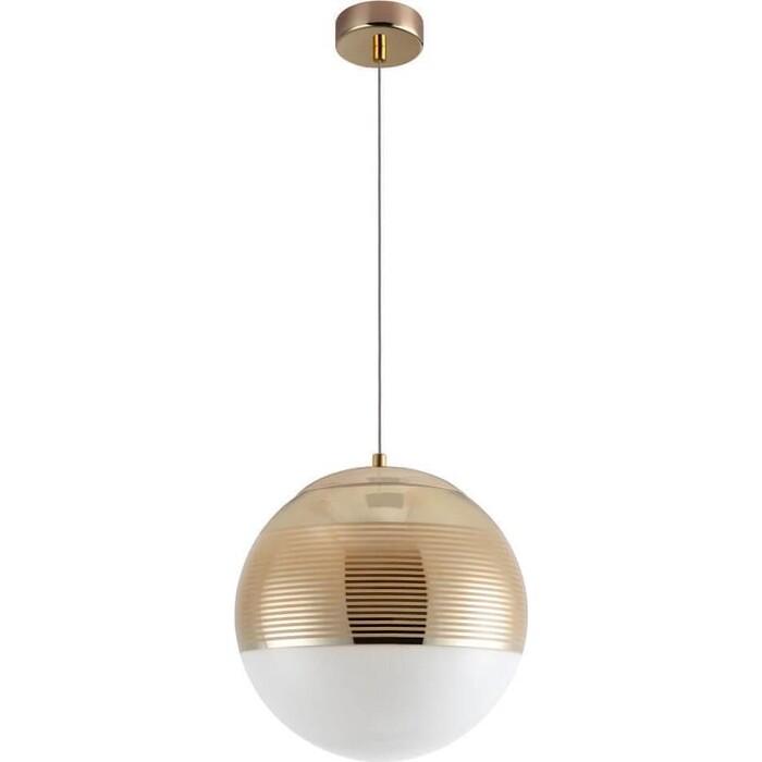 Светильник Crystal Lux Подвесной Optima SP1 Gold D300