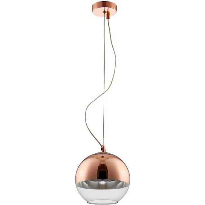 Фото - Светильник Crystal Lux Подвесной Woody SP1 D200 Copper подвесной светильник crystal lux ki sp1