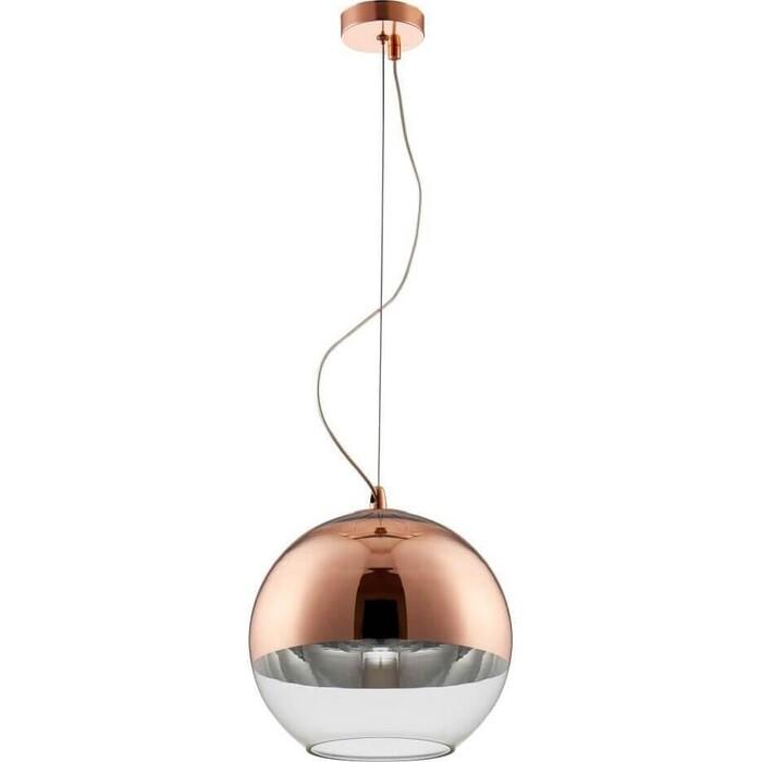 Фото - Светильник Crystal Lux Подвесной Woody SP1 D300 Copper подвесной светильник crystal lux ki sp1