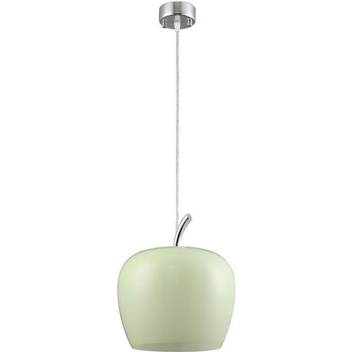 Светильник Crystal Lux Подвесной Amor SP1 Light Green