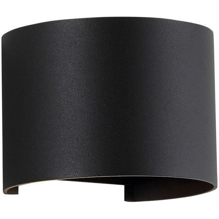 Светильник Crystal Lux Уличный настенный светодиодный CLT 530W BL