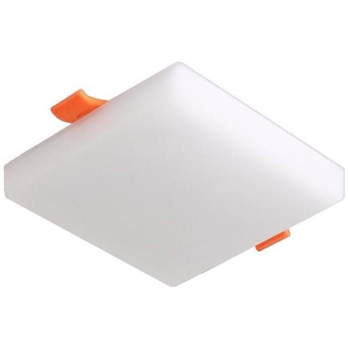 Светильник Crystal Lux Встраиваемый светодиодный CLT 501C170 WH