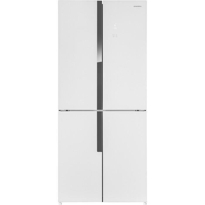 Холодильник MAUNFELD MFF181NFW
