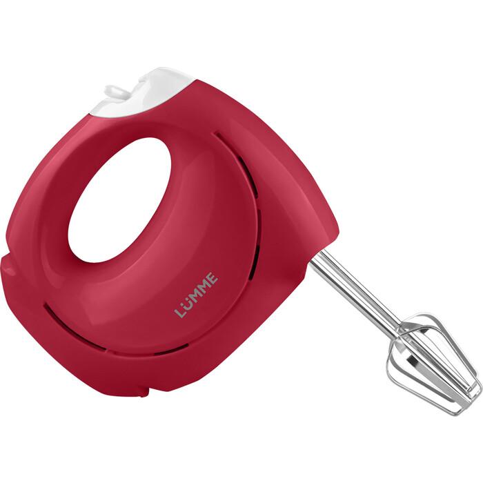 Миксер Lumme LU-1818 красный рубин