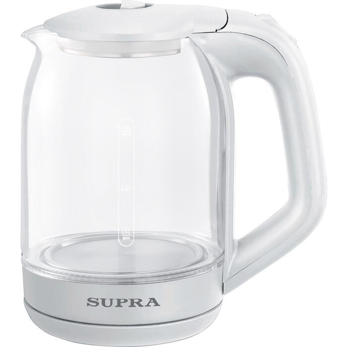 Фото - Чайник электрический Supra KES-1893 чайник электрический supra kes 1893 1500вт белый