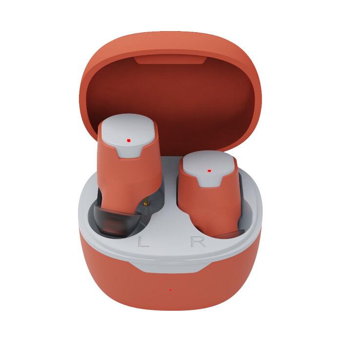 Наушники Ritmix RH-835BTH TWS Bright Orange