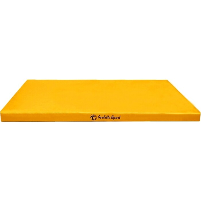 Мат PERFETTO SPORT № 6 (100 х 200 10) жёлтый