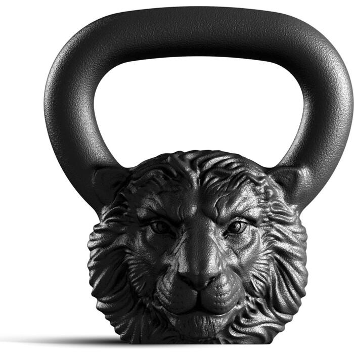 Гиря Iron Head Лев 8,0 кг