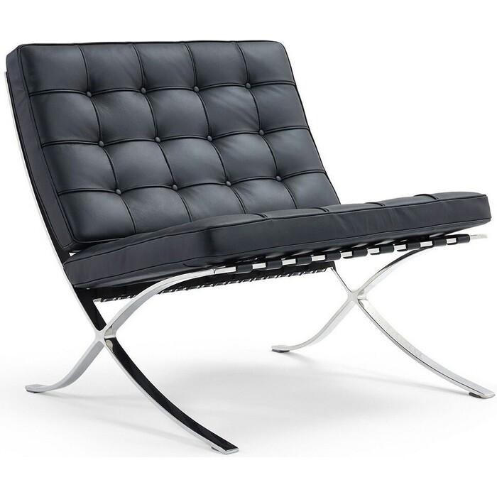 Bradex Кресло BARCELONA CHAIR черный