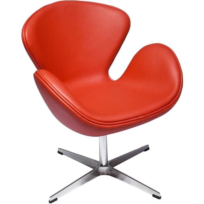 Bradex Кресло SWAN CHAIR красный