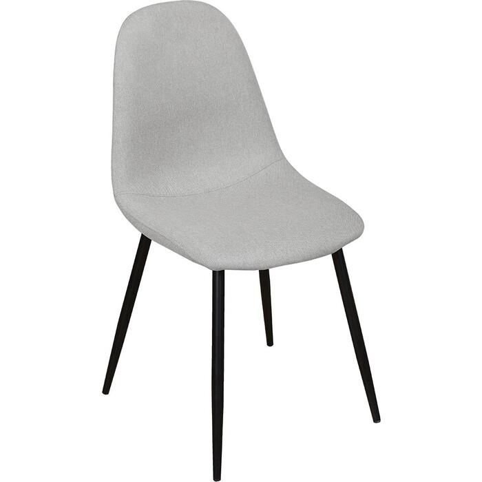 Стул Bradex Comfort серый с черными ножками стул bradex seven голубой с черными ножками
