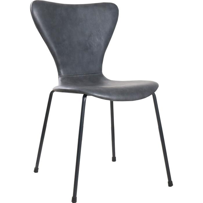 Стул Bradex Seven Leather серый