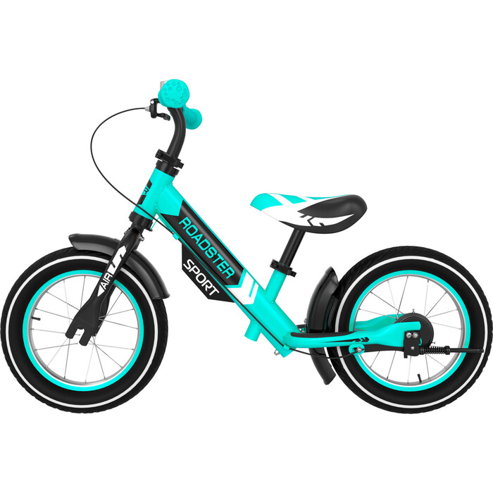 Беговел Small Rider Roadster Sport 4 AIR (аква)