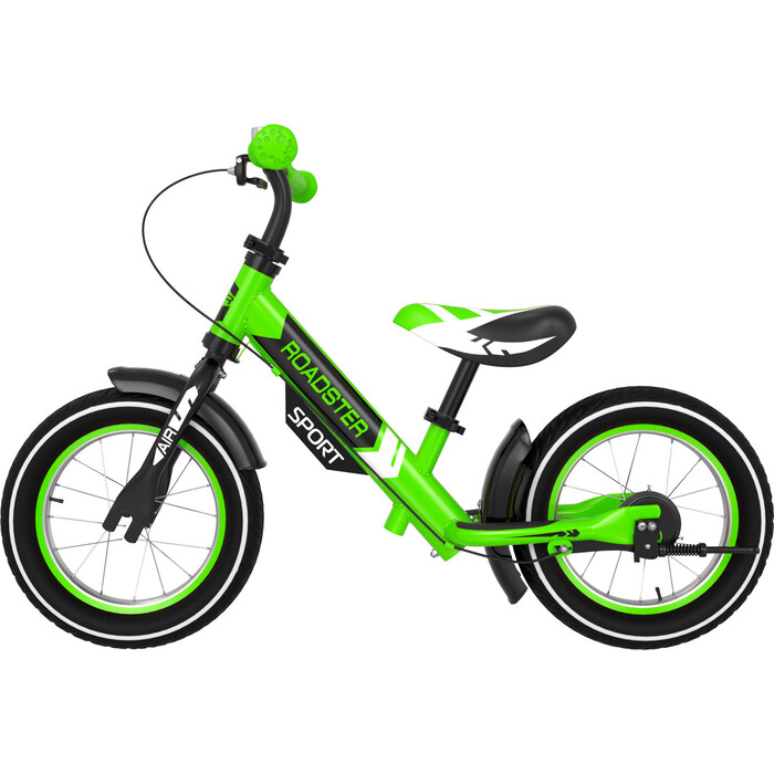 Беговел Small Rider Roadster Sport 4 AIR (зеленый)