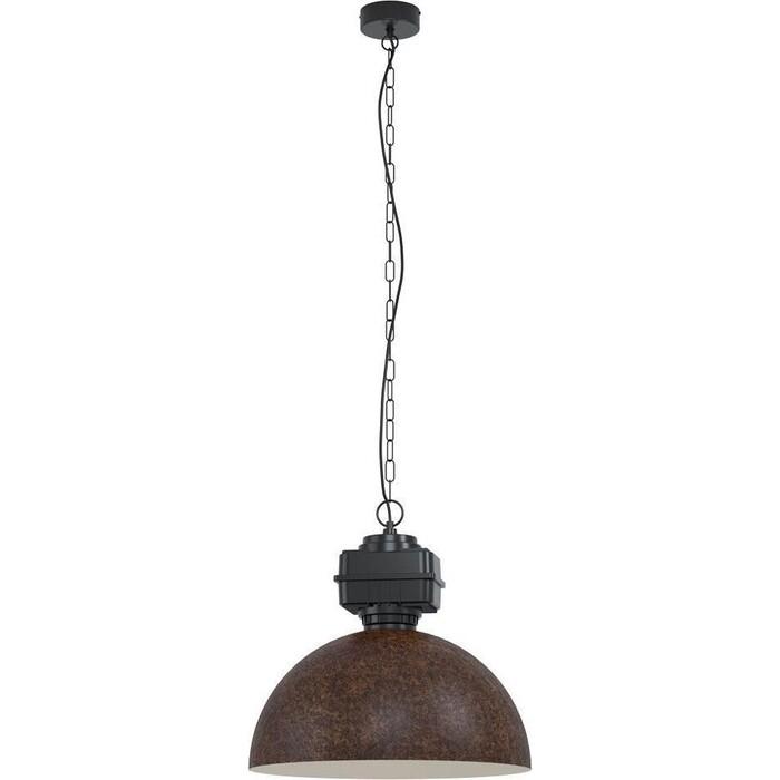 Светильник Eglo Подвесной Rockingham 43299 светильник eglo подвесной valecrosia 99082