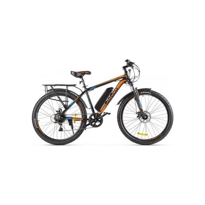 Велогибрид Eltreco XT 800 new Красно-черный-2381