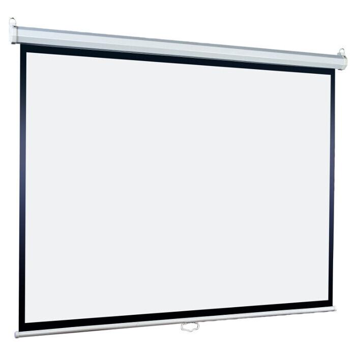 Экран для проектора Lumien Eco Picture LEP-100108 (180x180 / 1\1 настенно-потолочный matte white)