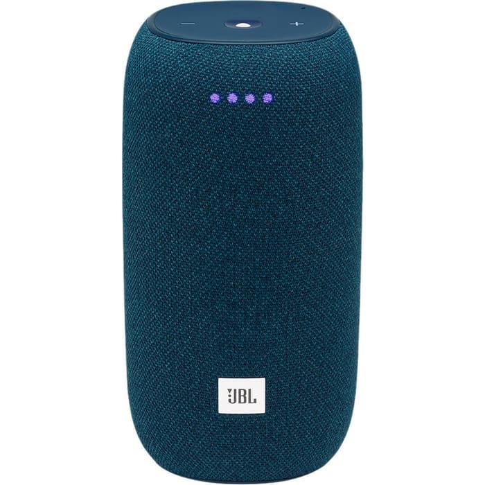 Портативная колонка JBL Link Portable с Алисой (JBLLINKPORBLURU) blue