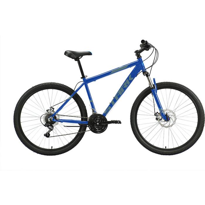 Горный велосипед Stark Tank 27.2 D (2021) 18 синий